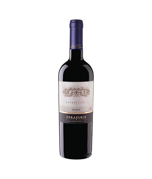 Errazuriz Estate Shiraz 2015